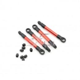 Tie alu + bearings