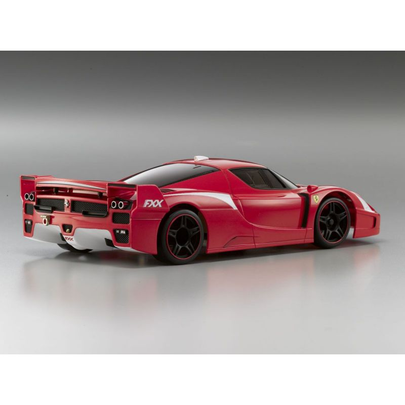 carrosserie miniz ferrari fxx evoluzione mm kyosho mzp217r. Black Bedroom Furniture Sets. Home Design Ideas