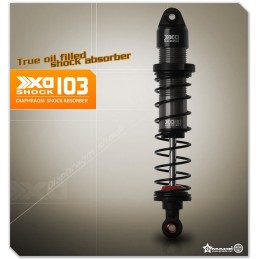 Shock absorbers XD Diaphragm 103mm Gmade