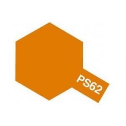 Bombe Lexan pure orange PS-62 Tamiya