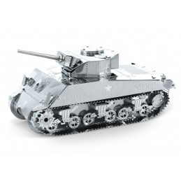 Sherman Tank Metal Earth