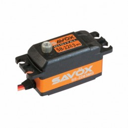 Servo SB-2263MG low profile Savox