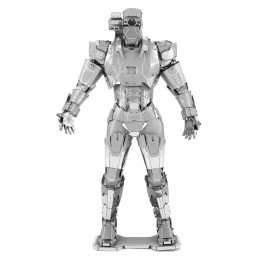 War machine Mark II Marvel Metal Earth