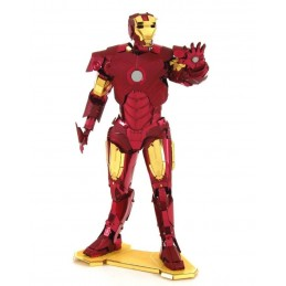 Iron Man Mark IV Marvel Metal Earth