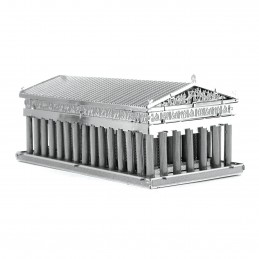 Parthenon Greece Metal Earth