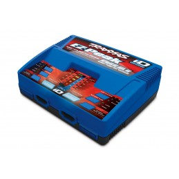 Chargeur double rapide LiPo/NiMh 4A Traxxas