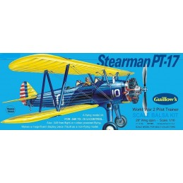 Stearman PT - 17 Guillow's