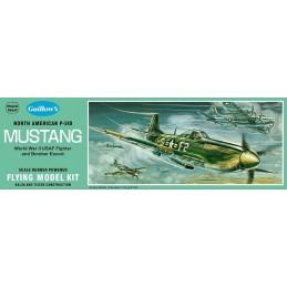 P-51 Mustang Guillow's