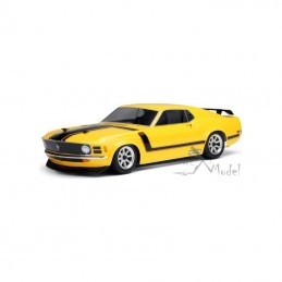 Carrosserie Ford Mustang BOSS 302 1970 200mm HPI