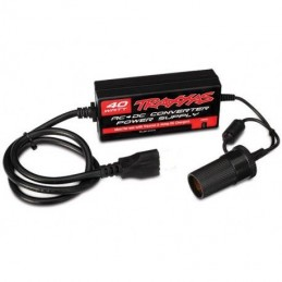 Power 40W 230V AC charger 2 has original 12V Traxxas
