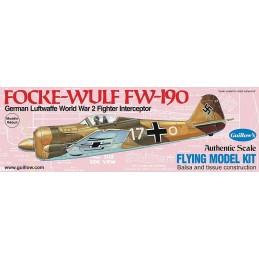 Focke Wulf FW-190 Guillow's