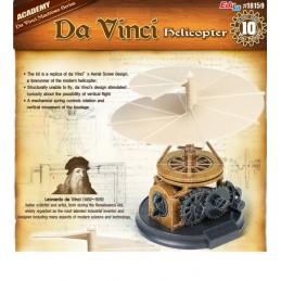 Hélicoptère Léonard De Vinci Academy