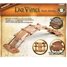 Arch Bridge Leonardo da Vinci Academy