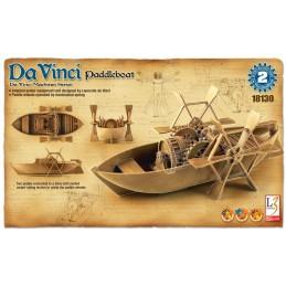 Bateau Paddleboat Léonard De Vinci Academy