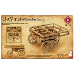 Self-Propelling Cart Léonard De Vinci Academy