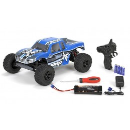 AMP Monster Truck 1/10 2WD Kit to mount ECX