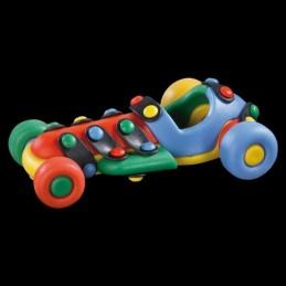 Petite voiture de course à assembler Mic O Mic