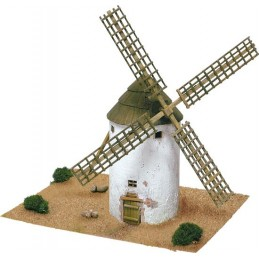 Moulin La Mancha (Spain) 1250pcs comp ceramic Aedes
