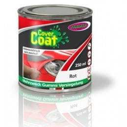 Cover Coat insulation red 250ml pot