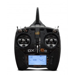 Radio Spektrum DX6e Mode 1 and 2
