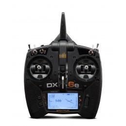Radio Spektrum DX6e Mode 1 et 2