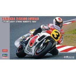 Yamaha YZR500 Hasegawa 1/12