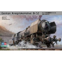 BR52 1/72 Hobby Boss German steam locomotive