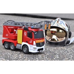 Firefighter truck scale 1/10 RTR Jamara