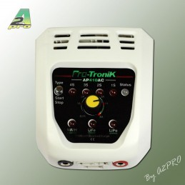 Chargeur AP410 AC LiPo/LiFe/NiMh A2Pro