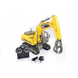 Backhoe to clip, grab Premium Hobby Engine 2.4 GHz