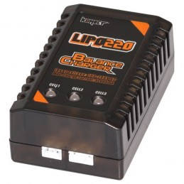 Chargeur LiPo 2S-3S 220V Konect