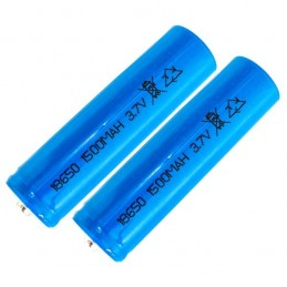 Battery Li - Ion 3.7V 1500mAh 2 pieces for MT4 / BJ4 Funtek