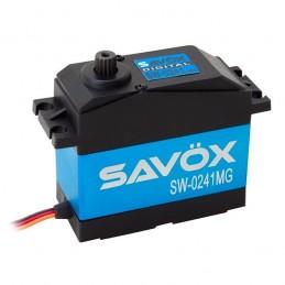Servo SW-0241MG jumbo 1/5 40kg Savox