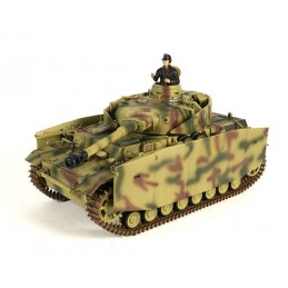 Tank Panzer IV RC 1/24 WALTERSONS