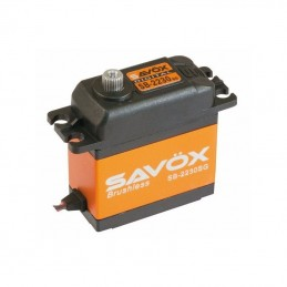 SB-2230SG Bls HV Savox servo