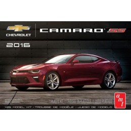 Chevy Camaro SS 1/25 AMT