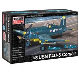 F4U-5 Corsair USN 1/48 Minicraft