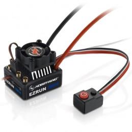 Combo EZRUN MAX8 SCT + moteur 3652SL 4000kv G2 1/10 Hobbywing