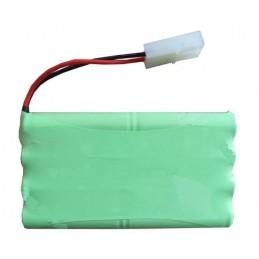 Batterie Ni-Mh 9.6V 700mAh pour Crawler 1/10 SIVA