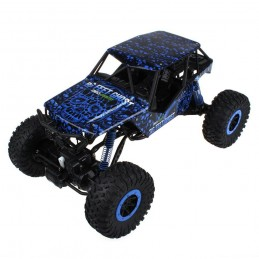 Crawler Big Feet 2.4Ghz 1/10 RTR Siva
