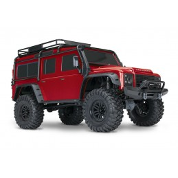 TRX-4 Scale & Trail Land Rover Defender 4WD RTR TQi RTR Traxxas 82056-4