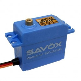 Servo waterproof SW - 0231 Savox MG
