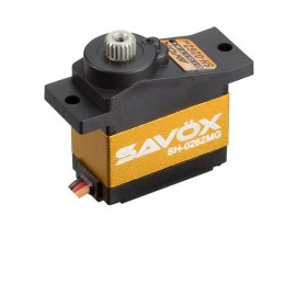 Mini servo waterproof SH - 0262 Savox MG