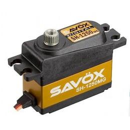 Servo mini SH-1250MG Savox