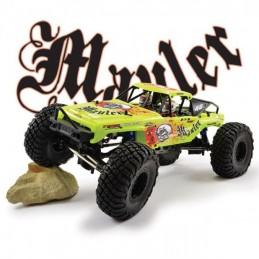 Mauler Crawler 4WD jaune 1/10 RTR FTX