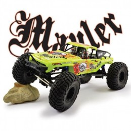 Mauler Crawler yellow 4WD 1/10 RTR FTX