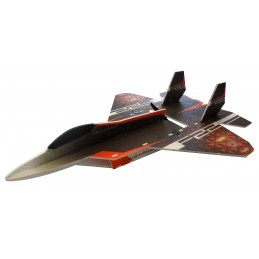 F-22 Raptor RC Factory EPP Kit
