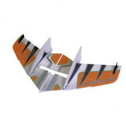 Crack Wing Orange RC Factory EPP Kit