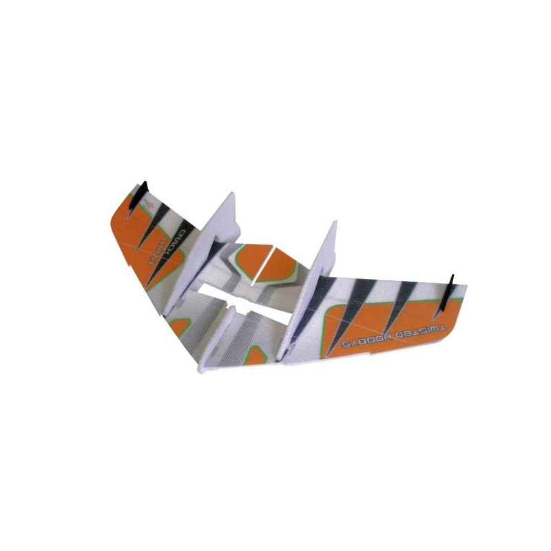 Crack Wing Orange Kit EPP RC Factory
