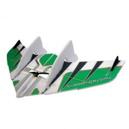 Crack Wing green RC Factory EPP Kit
